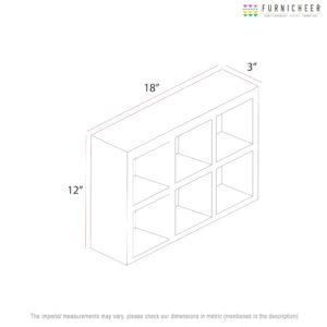 3.CUBBY SHELF MEASUREMENTS SKU CUBV0055
