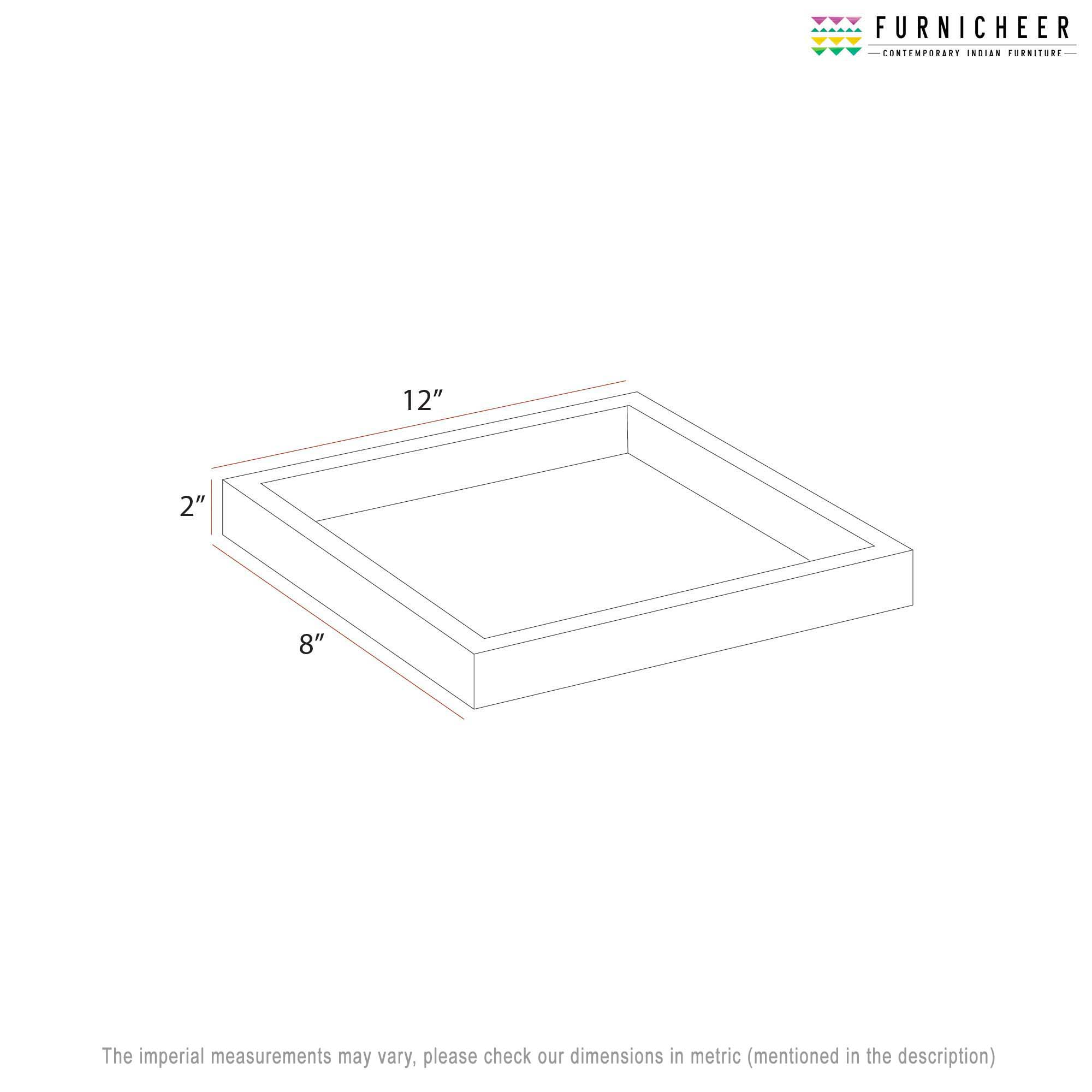SERVING TRAY 12 X 8