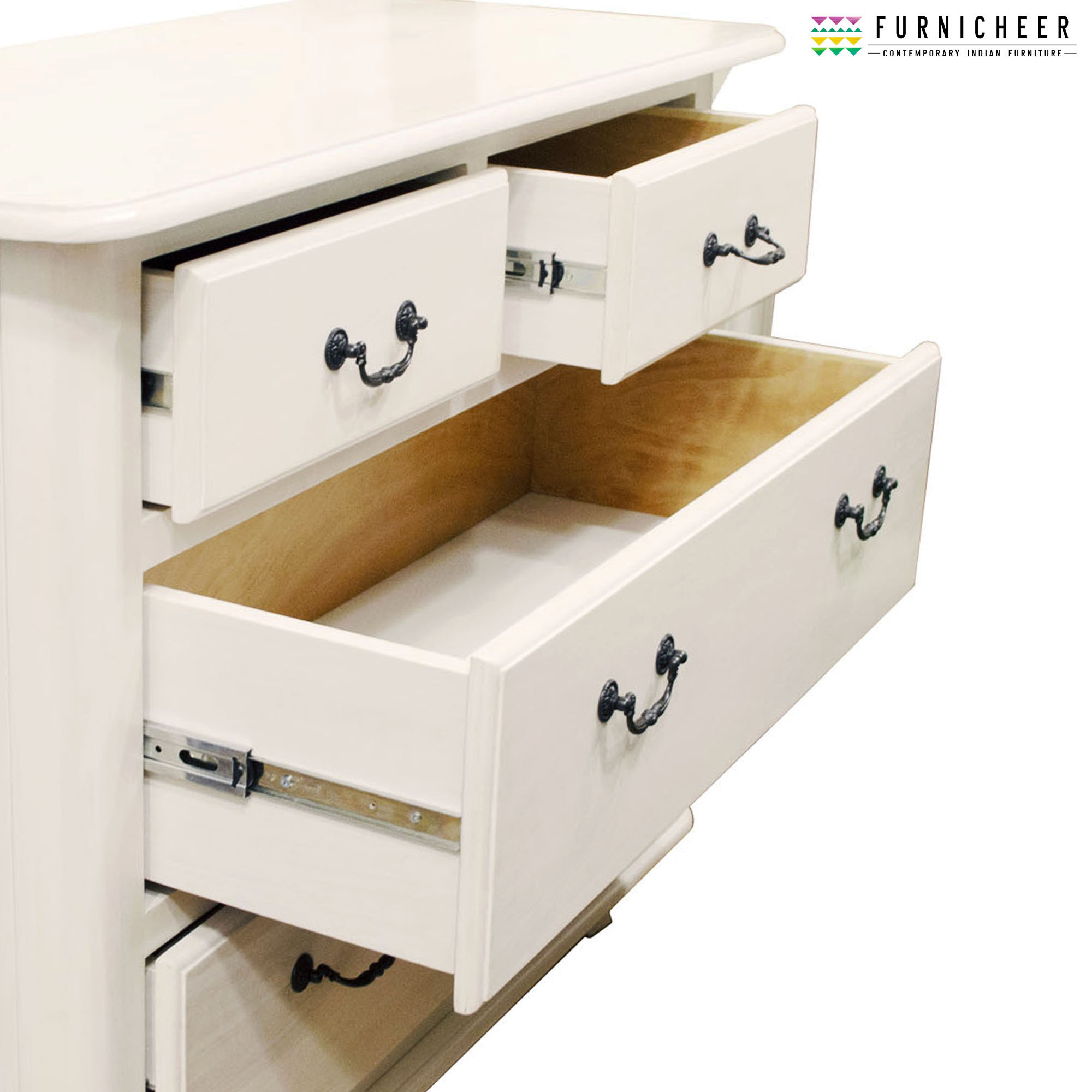 2.CHEST OF DRAWER SKU CDWT0001