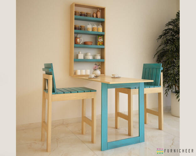 Blue natural folding dining table_08 (1)