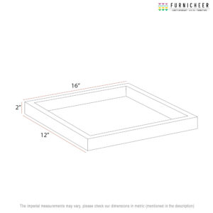 SERVING TRAY 16 X 12
