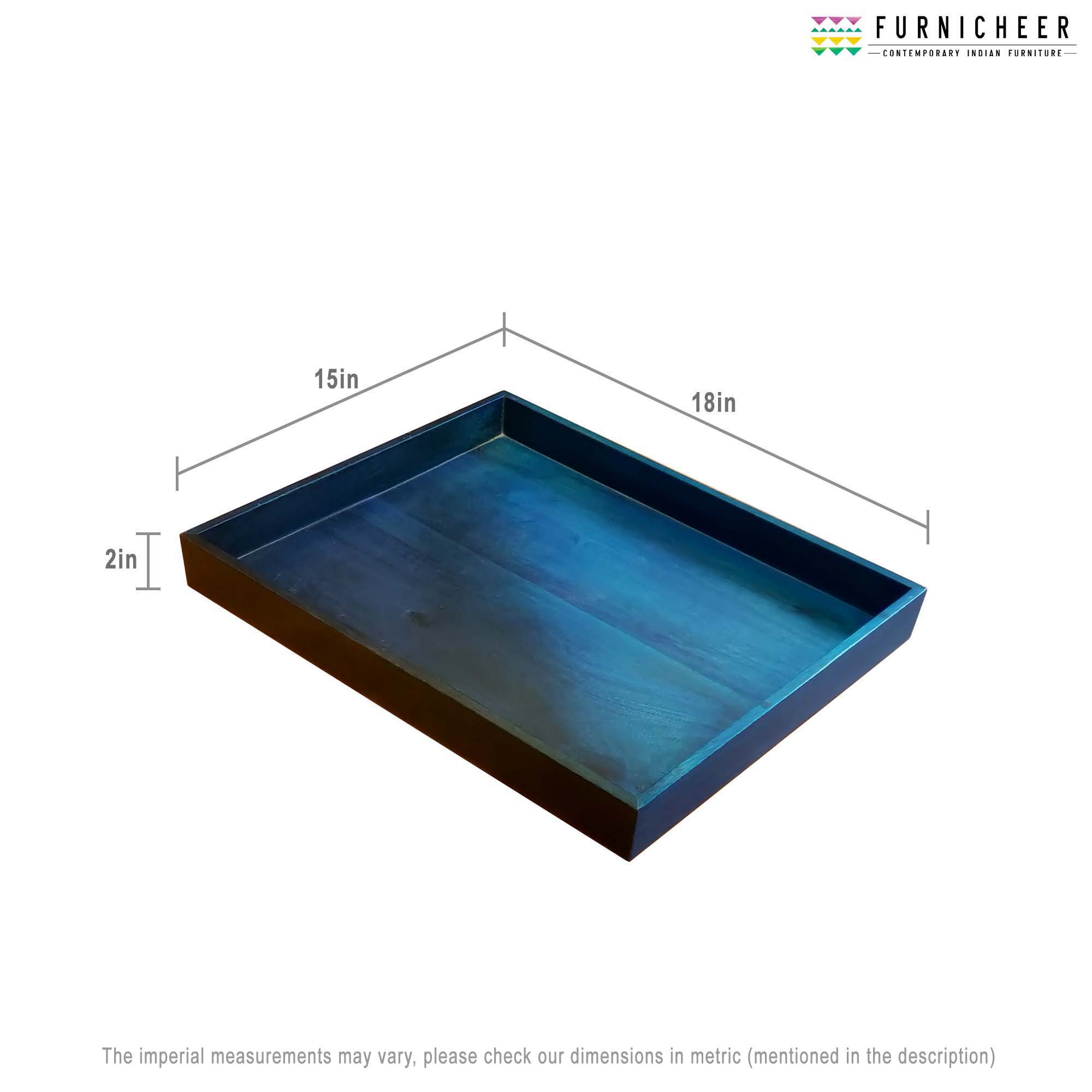 SERVING TRAY 18 X 15