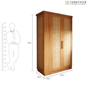 Wardrobe WBWD8454-2