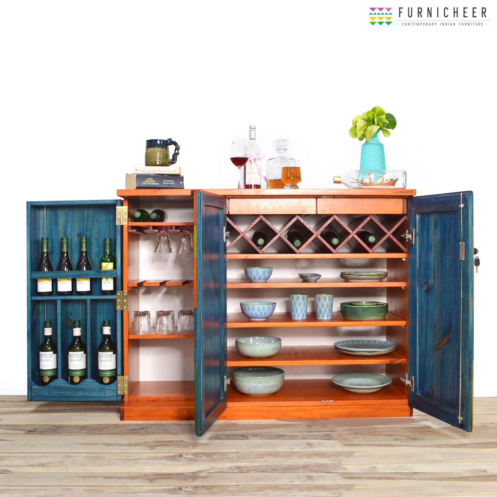 2.BAR & CROCKERY UNIT SKU CUMC4535